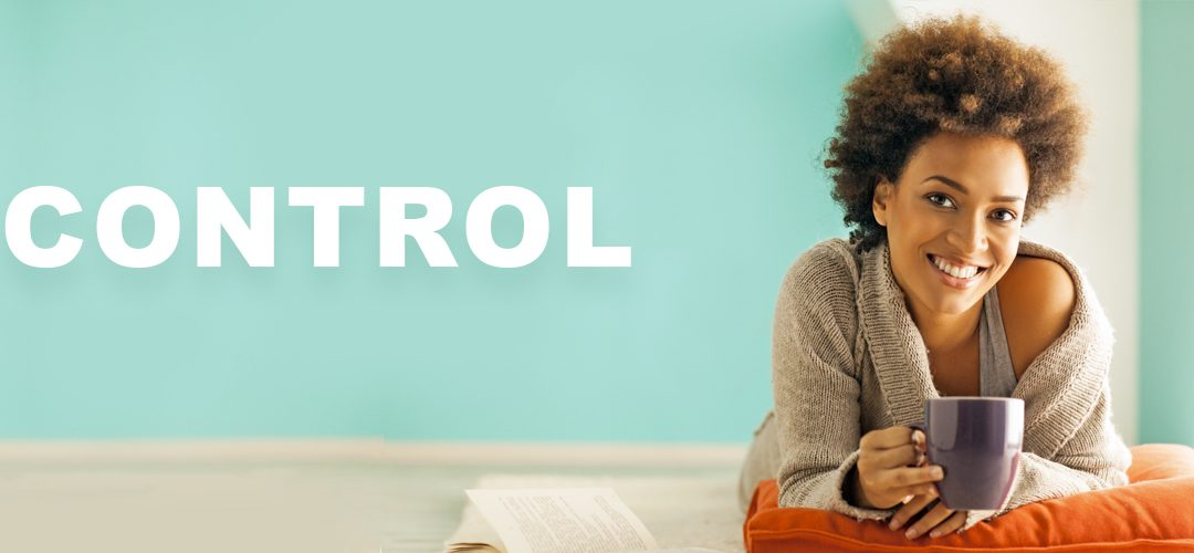 Control. Why we need it and how we can get it.