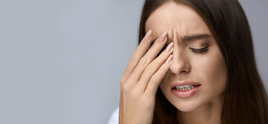Eye & Facial Twitches: Signs from your Brain that it Needs a Break.